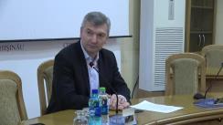 Declarații după ședința săptămânală a serviciilor primăriei Chișinău din 21 octombrie 2019