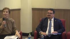 Sesiune specială a Forumului Parteneriatului Estic al Centrelor de Cercetare (EaP Think Tank Forum)