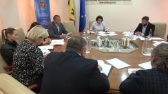 """Conferința de presă organizată de Ministerul Agriculturii, Dezvoltării Regionale și Mediului privind lansarea campaniei anuale """"Un arbore pentru dăinuirea noastră"""""""