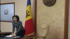 Ședința Guvernului Republicii Moldova din 23 octombrie 2019