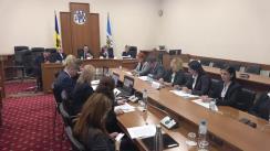 Ședința Curții de Conturi de examinare a Raportului auditului conformității gestionării mijloacelor Fondului Viei și Vinului