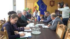 Ședință de lucru organizată de Ministerul Agriculturii, Dezvoltării Regionale și Mediului privind situația în domeniul producerii și comercializării cartofului alimentar
