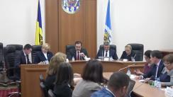 """Ședința Curții de Conturi de examinare a Raportului auditului rapoartelor financiare ale Proiectului """"Reforma învățământului în Moldova"""" încheiate la 31 decembrie 2018"""