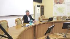 Ședința săptămânală a serviciilor primăriei Chișinău din 28 octombrie 2019