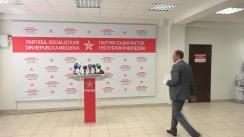 Briefing de presă susținut de candidatul Ion Ceban pe tema tarifului pentru transport public, compensațiilor, inițiativelor sociale și chemarea în judecată a lui Andrei Năstase