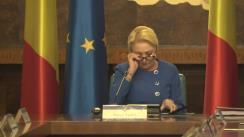Ședința Guvernului României din 28 octombrie 2019