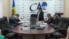 Ședința Consiliului Audiovizualului din 30 octombrie 2019