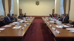 A IV-a sesiune a Comisiei mixte moldo-americane pentru colaborare economică