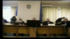 Ședința comisiei pentru administrație publică și amenajarea teritoriului a Camerei Deputaților României din 28 octombrie 2019