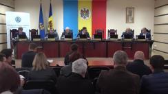Ședința Comisiei Electorale Centrale din 29 octombrie 2019