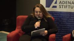 Eveniment Public de prezentare a Raportului Alternativ: 5 ani de implementarea Acordului de Asociere UE-Moldova (2014-2019) – Progrese, Constrângeri și Priorități