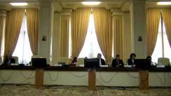 Audierea doamnei Cristina Monica Anisie, candidată la funcția de Ministru al Educației