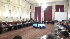 Audierea domnului Virgil Popescu, candidat la funcția de Ministru al Energiei