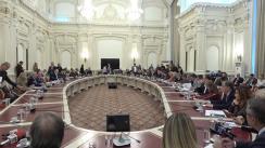 Audierea domnului Bogdan Aurescu, candidat la funcția de Ministru al Afacerilor Externe