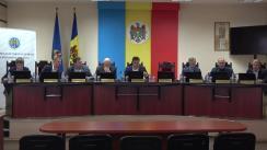 Ședința Comisiei Electorale Centrale din 1 noiembrie 2019