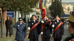 """Activități prilejuite de aniversarea centenarului Colegiului Național Militar """"Mihai Viteazul"""""""