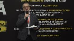 """Forumul Mass-Media 2019. Side event """"Investigarea delapidării fondurilor europene. Proiectul """"Black Book"""" în Bulgaria. Prezentarea """"Black Book Moldova 2019"""""""
