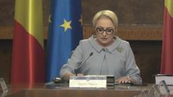 Ședința Guvernului României din 4 noiembrie 2019