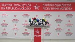 Briefing de presă susținut de primarul general ales al municipiului Chișinău, Ion Ceban
