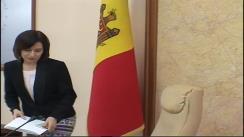Ședința Guvernului Republicii Moldova din 6 noiembrie 2019