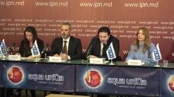 """Conferința de presă organizată de ENEMO Misiunea Internațională de Observare a Alegerilor din Moldova (IEOM) cu tema """"Constatările și concluziile preliminare ale Misiunii Internaționale de Observare a Alegerilor în Moldova pentru trurul doi al alegerilor locale generale"""""""
