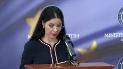 Ceremonia de preluare a mandatului de Ministru al Justiției de către domnul Marian Cătălin Predoiu