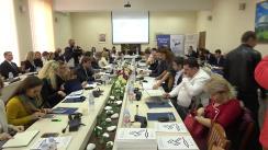 """Masa rotundă organizată de Freedom House, în colaborare cu Juriștii pentru Drepturile Omului, cu tema """"Provocările justiției selective în Republica Moldova: constatări, idei și soluții"""""""