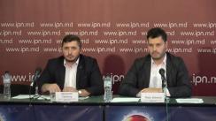 """Conferința de presă organizată de Institutul pentru Drepturile Omului din Moldova cu tema """"Constatări preliminare privind asigurarea dreptului la vot al persoanelor cu dizabilități mentale/intelectuale în cadrul Turului II al Alegerilor Locale Generale"""""""