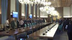 Ședința Guvernului României din 6 noiembrie 2019
