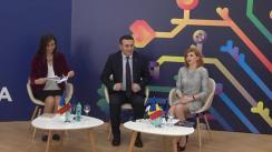 Club de discuții organizat de Agenția de Investiții despre atragerea investițiilor străine în Republica Moldova