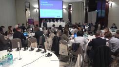 """Conferința internațională organizată de Consiliul Europei cu tema """"Implementarea angajamentelor privind nediscriminarea – calea către atingerea standardelor europene în domeniul drepturilor omului"""""""