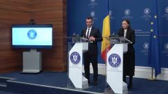 Briefing organizat de Ministerul Afacerilor Externe al României pe tema stadiului pregătirilor organizării alegerilor prezidențiale în străinătate