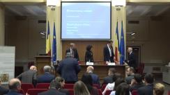 Conferință de presă susținută de Mugur Isărescu, guvernatorul Băncii Naționale a României, pentru prezentarea Raportului asupra inflației