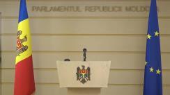 Declarația fracțiunii PSRM după întreverea cu Prim-ministrul Republicii Moldova, Maia Sandu