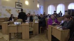 Ședința săptămânală a serviciilor primăriei Chișinău din 11 noiembrie 2019
