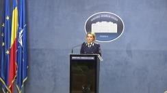 Declarații de presă ale reprezentanților Ministerul Afacerilor Interne privind desfășurarea alegerilor pentru Președintele României din 10 noiembrie 2019