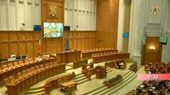 Ședința în plen a Camerei Deputaților României din 12 noiembrie 2019