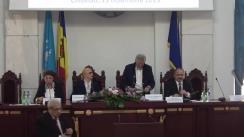 Ședința solemnă a membrilor AȘM și a comunității științifice din Republica Moldova, dedicată Zilei Internaționale a Științei pentru Pace și Dezvoltare