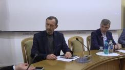 Declarații după ședința săptămânală a serviciilor primăriei Chișinău din 11 noiembrie 2019