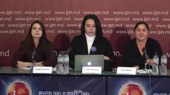 Prezentarea Manifestului Femeilor Rome din Republica Moldova, unde au fost identificate principalele probleme cu care se confruntă femeile rome din Moldova și recomandările de soluționare a acestora