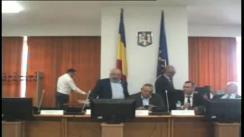 Ședința comisiei pentru buget, finanțe și bănci a Camerei Deputaților României din 12 noiembrie 2019