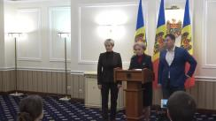 Declarația reprezentanților PSRM după întrevederea cu Președintele Republicii Moldova, Igor Dodon