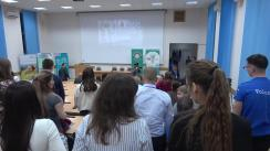 Al II-lea Congres al studenților farmaciști din Republica Moldova