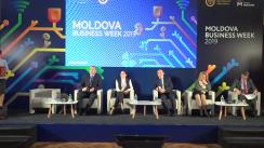 "Evenimentul ""Moldova Business Week 2019"". Panelul: AGRIFOOD"