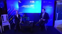 "Evenimentul ""Moldova Business Week 2019"". Panelul: GREEN ENERGY"