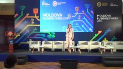 "Evenimentul ""Moldova Business Week 2019"". Panelul: TOURISM"