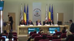 Ședința Consiliului General al Municipiului București din 14 noiembrie 2019