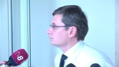 Declarațiile deputaților Blocului ACUM, Igor Grosu și Sergiu Litvinenco