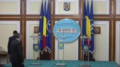 Declarații de presă susținute de Prim-ministrul României, Ludovic Orban, și Ministrul Apărării Naționale, Ionel Nicolae Ciucă