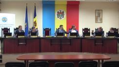 Ședința Comisiei Electorale Centrale din 15 noiembrie 2019